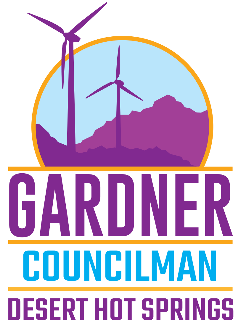 Desert Hot Springs City Councilman, Gary Gardner