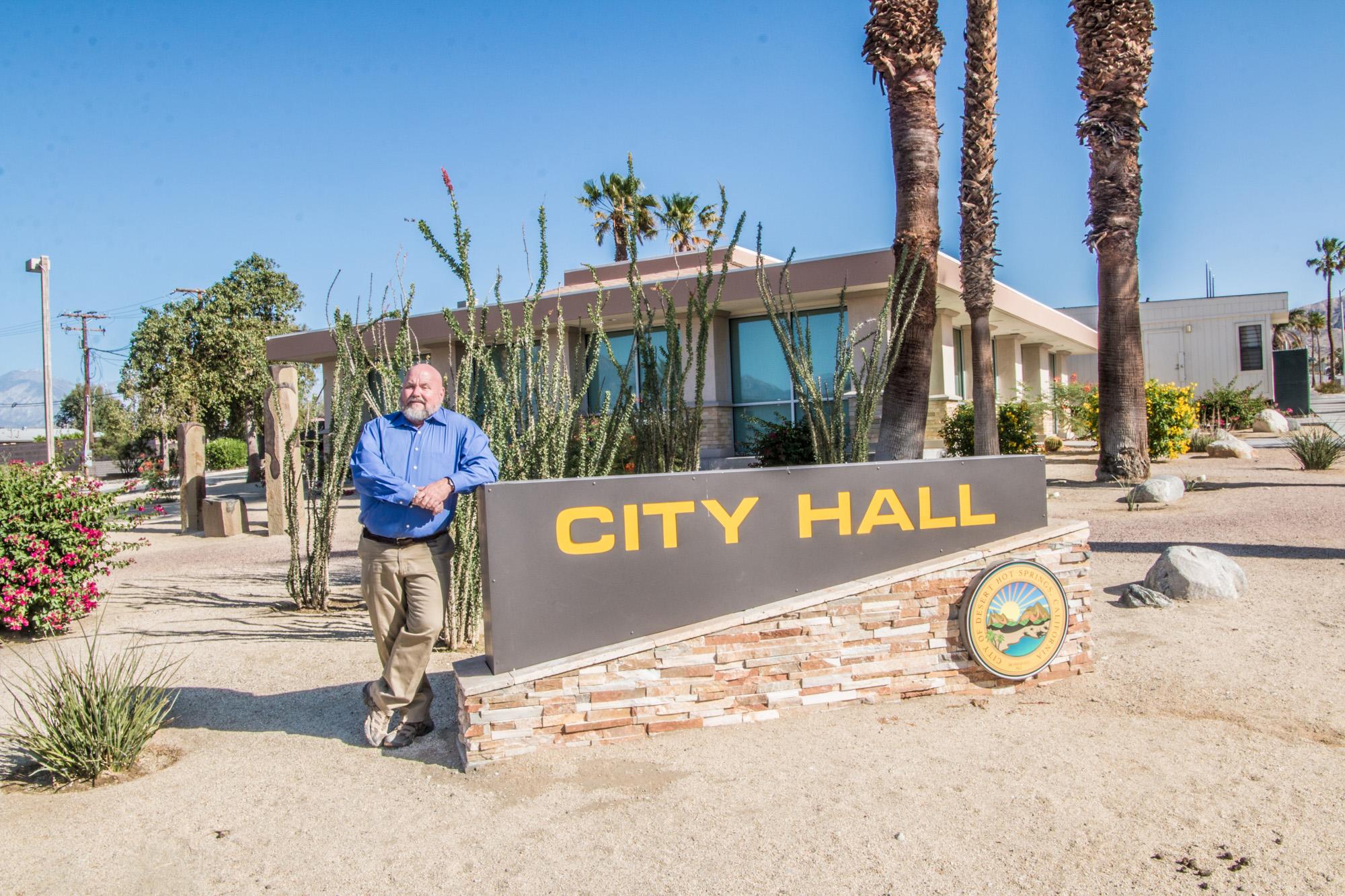Gary Gardner - City Hall